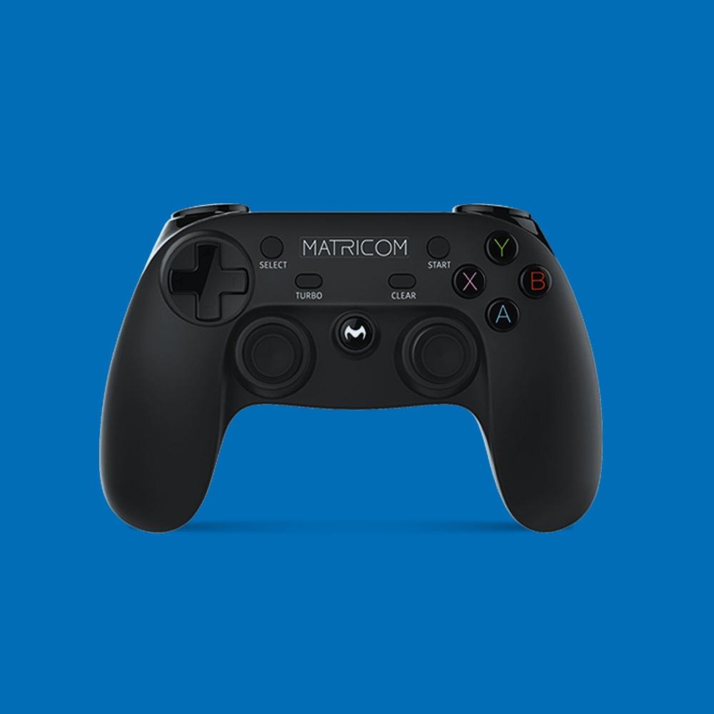 Matricom G-Pad XYBA Wireless Rechargeable Bluetooth Pro Game Pad