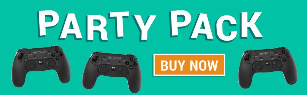 Matricom Party Pack