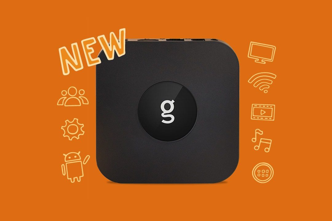 The G-Box Just Got A Makeover: Introducing the Q3 Plus