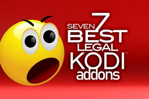 Legal Kodi Addons